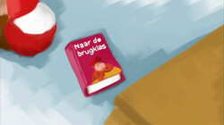 Naar de brugklas: Een boek van Caja Cazemier, Karel Eykman en Martine Letterie