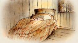 Robin en de zon: Een prentenboek over heimwee