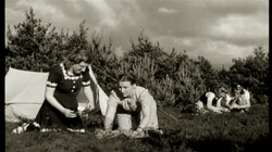 Recht op vrije tijd: Kamperen werd populair