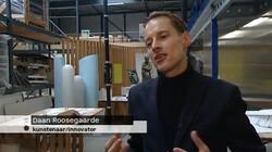 Daan Roosegaarde: Interactief kunstenaar