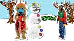 Sneeuwman: Liedje uit HoelaHoep