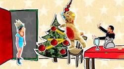 Kerst: Liedje uit Hoelahoep