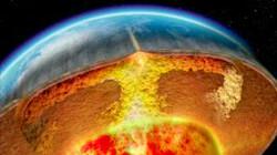 Hoe ontstaan vulkanen?: Aardplaten bewegen uit elkaar