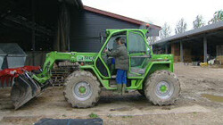 Een modern landbouwbedrijf: Wie doet het werk op een modern landbouwbedrijf?
