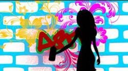 Graffiti: Je eigen naam op een muur