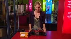 Stroomsterkte: De stroomsterkte meet je met een ampèremeter