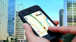 Het navigatiesysteem: Een kaart in een apparaat