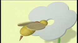 Een lijfje, 2 vleugels en 1 angel!: Bijtje van blokken