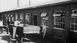 Kamp Westerbork: Een doorgangskamp in Drenthe