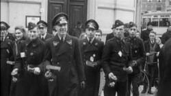 Landverraders: De NSB helpt de Duitse bezetter