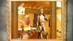 Leonardo da Vinci: Wat een knappe kop!