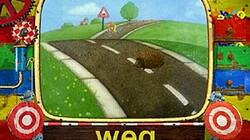 De weg: Kijk en lees