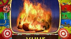 Het vuur: Kijk en lees