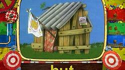 De hut: Kijk en lees