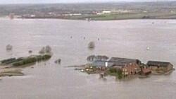 Overstroming van de rivier: Een rivier heeft ruimte nodig