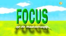 Focus op de maatschappij : Armoede in een rijk land