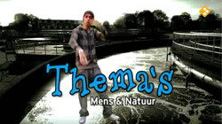 Thema's mens & natuur 9 t/m 12: Water