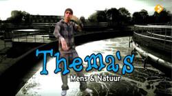 Thema's mens & natuur 9 t/m 12: Beeldvorming.