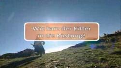 Willi wills wissen: Wie wird man Ritter in die Rustung?