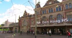 De Koninklijke wachtkamers: Op station Den Haag Hollandspoor