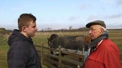 Gezichten van vrijheid: Illegaal op Texel