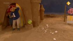 Het Zandkasteel: Donder en bliksem