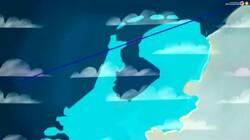 De afsluitdijk, te zien vanuit de ruimte: Wisebit van Rikkert Nusselder