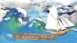 Flevoland, scheepswrakkenland?: Wisebit van Edward Cook