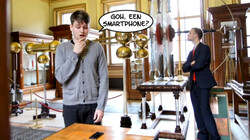 Kun je alles in het museum tentoonstellen?: Wisebit van Ype Driessen en Juul Spee