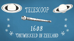 Hoe Nederlands is de telescoop?: Wisebit van Johan Klungel