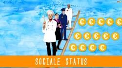 Sociale status: Wat bepaalt je plek op de maatschappelijke ladder?