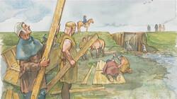 Overstromingen in de Middeleeuwen: Dorpen op de bodem van het IJsselmeer
