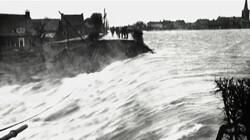 Redders bij de watersnoodramp van 1953: Zuid-Holland blijft droog