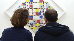 Mondriaan: Waarom hangt Mondriaan in een museum?