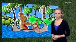 Hoelahoep met gebarentolk: Hoelahoep: in de jungle
