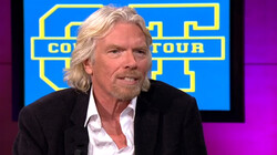 College Tour in de klas: Richard Branson