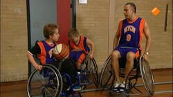 Huisje Boompje Beestje: In een rolstoel
