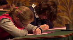 Het Groot Kinderdictee der Nederlandse Taal: Kinderdictee 2011, geschreven door Jacques Vriens