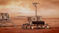 Missies naar Mars: Robots doen het werk