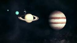 Jupiter en Saturnus: De reuzenplaneten