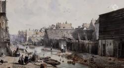 De IJzeren Eeuw in de klas: Amsterdam, een kolere stad