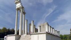 Op het spoor van Romeinen en Bataven: Xanten