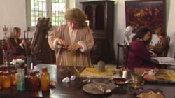 Rembrandt, het leven is een schouwtoneel: Begin van de loopbaan van Rembrandt