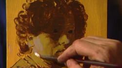 Rembrandt, het leven is een schouwtoneel: Schilderen van gezichten