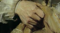 Rembrandt, het leven is een schouwtoneel: Stijl van de late Rembrandt