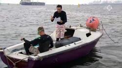 Proefkonijnen in de klas: Hoe kun je een schipbreuk overleven?