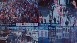 Bezoekersstromen bij Koningsdag: Duizenden bezoekers in Amsterdam