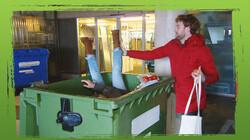 De Buitendienst: Hoe maak je van afval een diner?