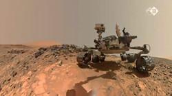 De Kennis van Nu in de klas: Leven op Mars