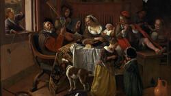 Topstukken van het Rijksmuseum: Het vrolijke huisgezin van Jan Steen